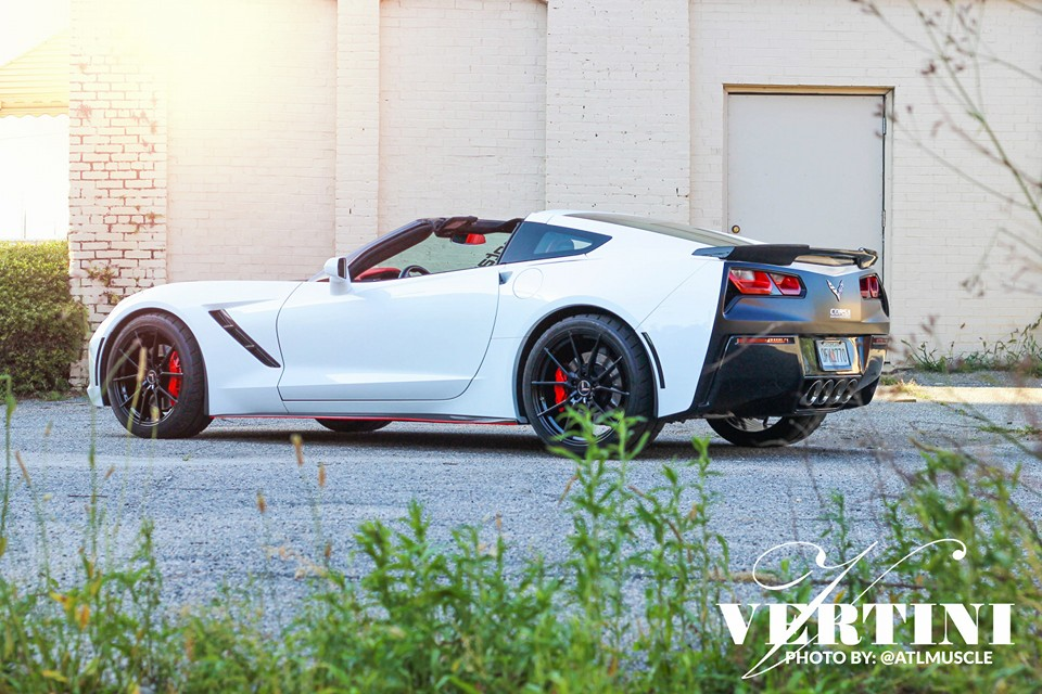 Chevy Corvette C7 | RFS 1.2