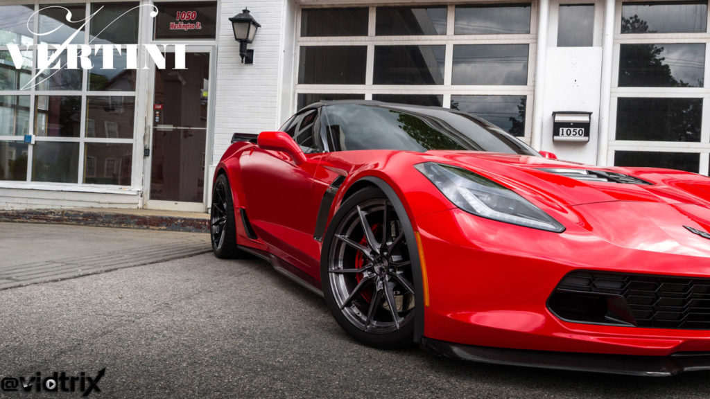 Chevy Corvette Z06 | RFS 1.2