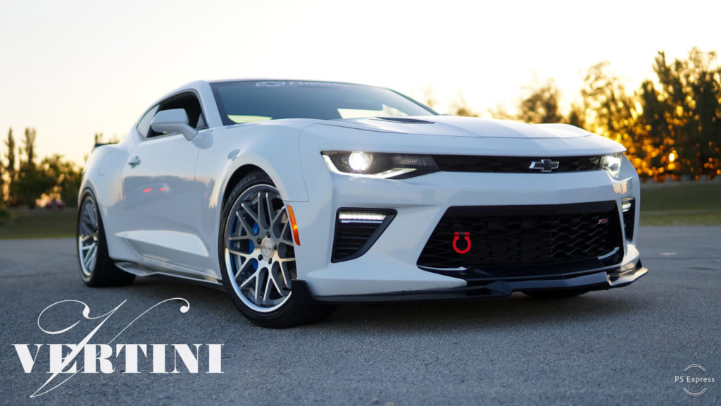 Chevy 2016 Camaro SS | MAGIC