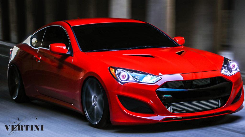 Hyundai Genesis Coupe | DYNASTY