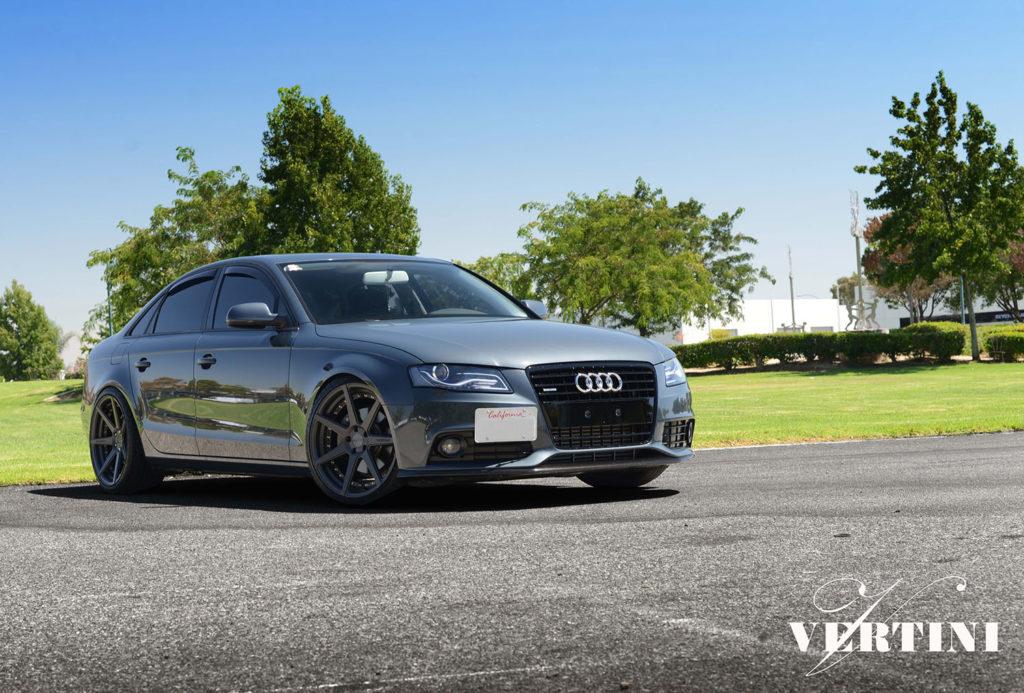 Audi A4 Slate Grey | DYNASTY