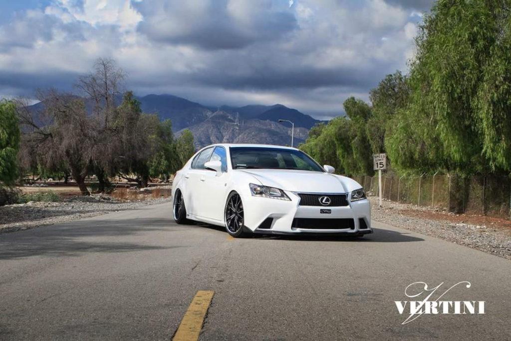 Lexus GS   DARK KNIGHT