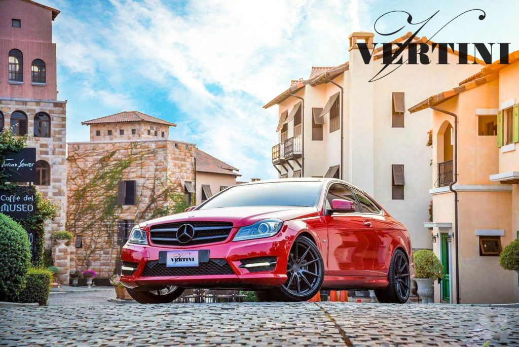 BENZ C Coupe | RF 1.1