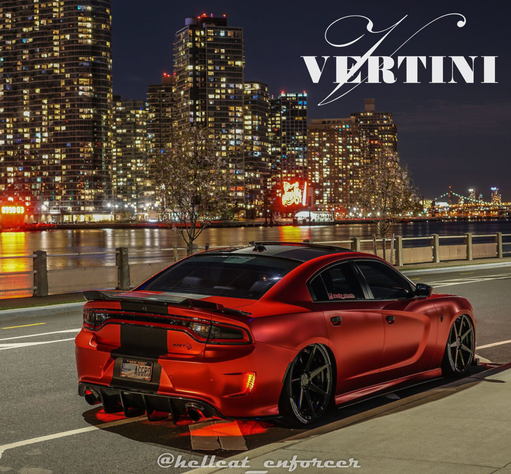 Dodge Charger SRT Hellcat | DYNASTY
