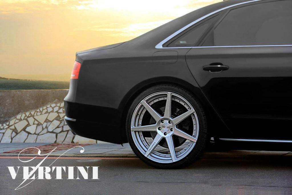 Audi A8L   DYNASTY