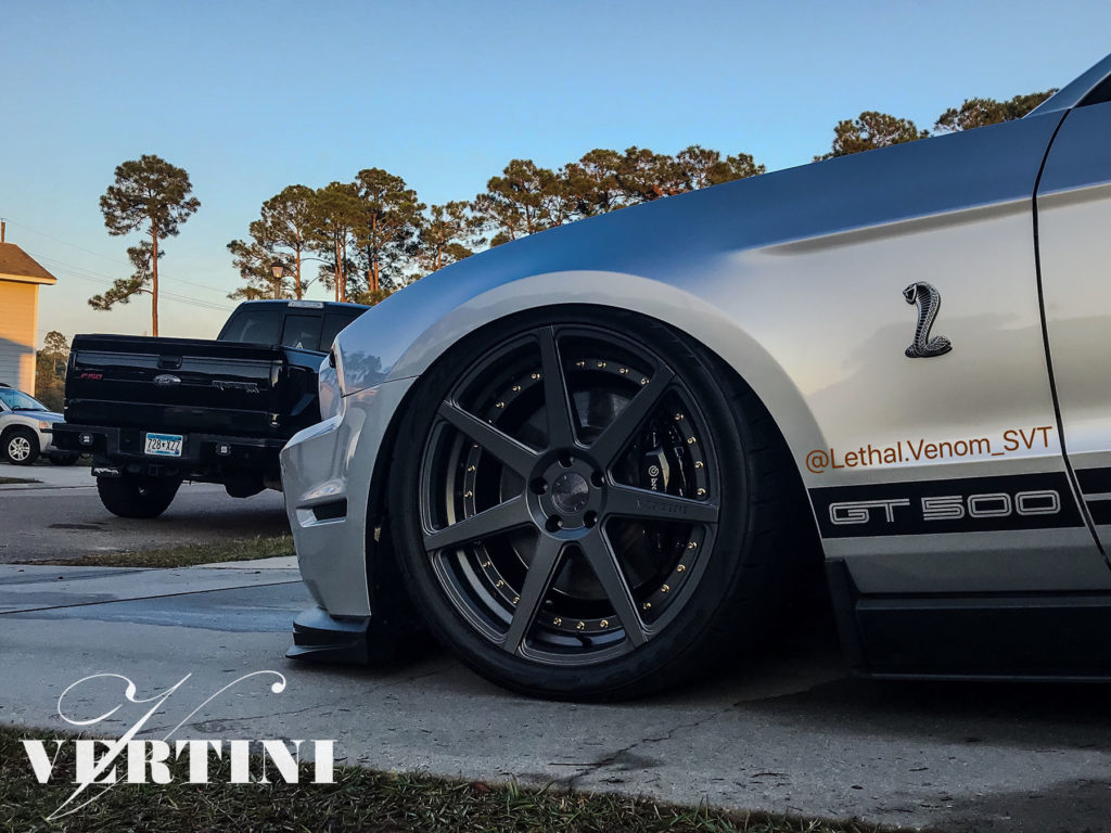 Ford Mustang Viper | DYNASTY