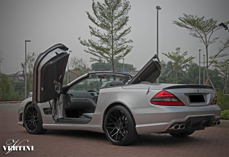 BENZ SL63 | MAGIC