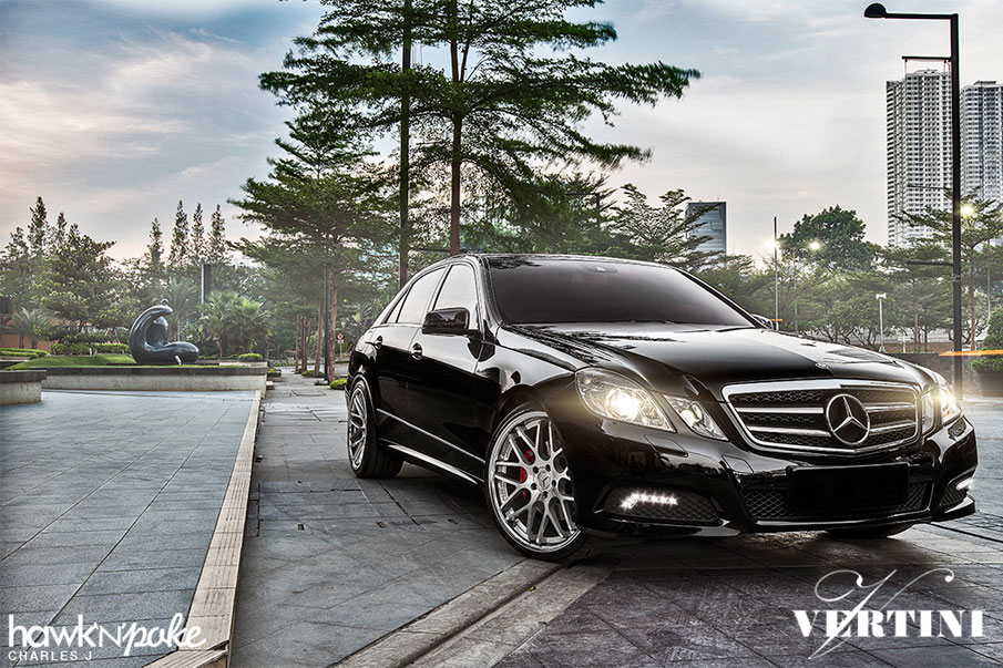 BENZ E Class | MAGIC