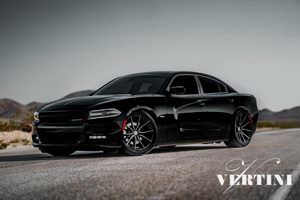 Dodge Charger | RFS 1.2 GLOSS BLACK TINT