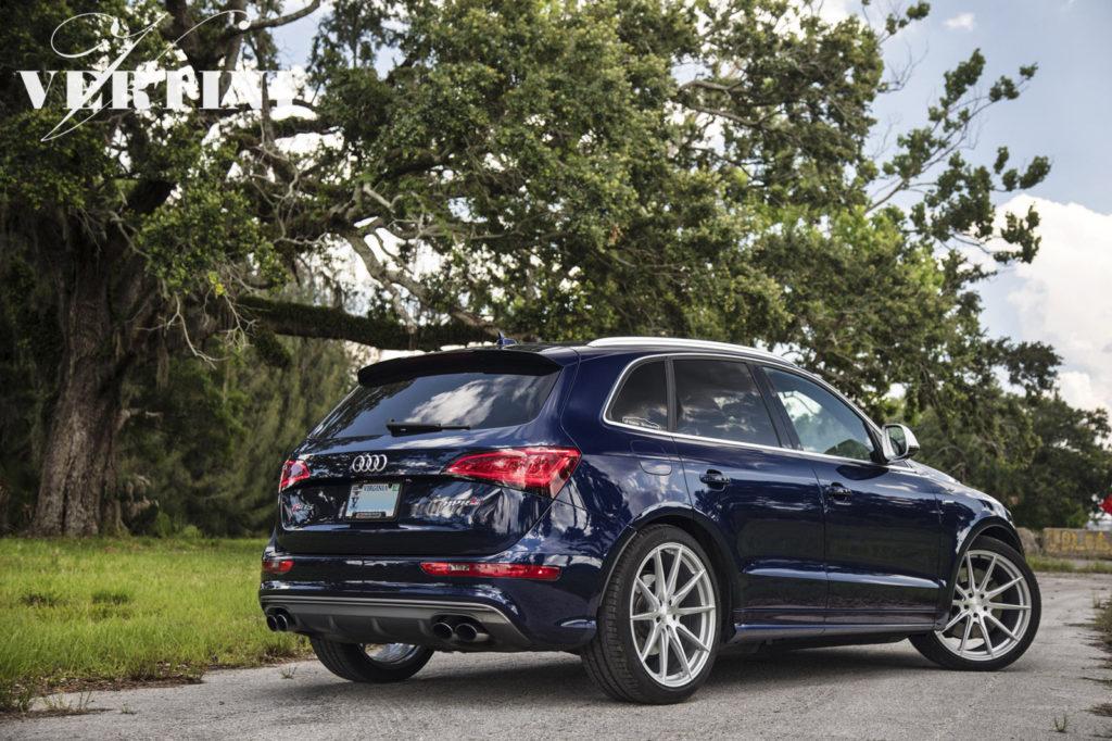 Audi SQ5 | RFS 1.1 SILVER