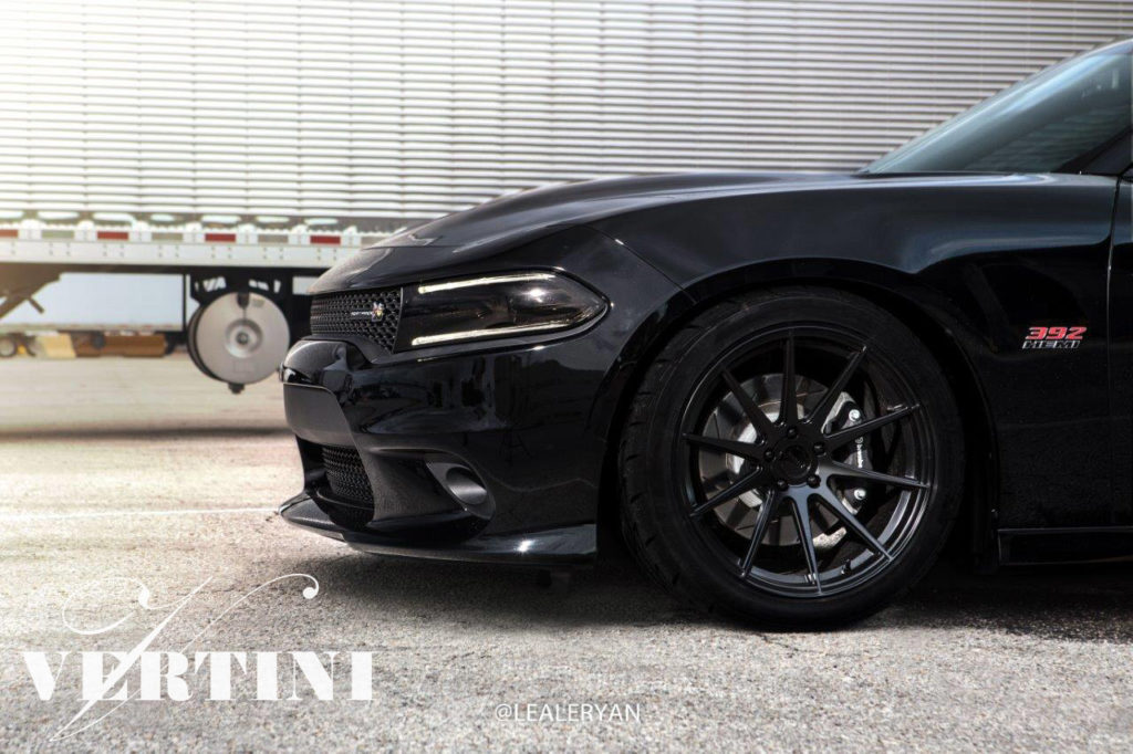 Dodge Charger Black 2016 | RFS 1.3 GLOSS BLACK