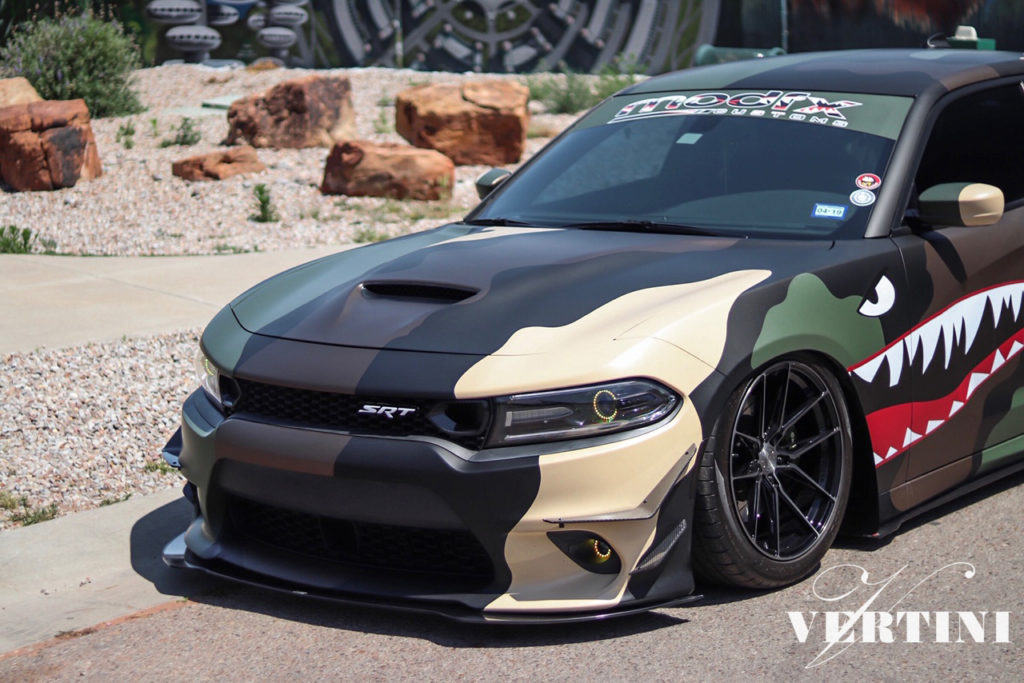 Dodge Charger | RF 1.8