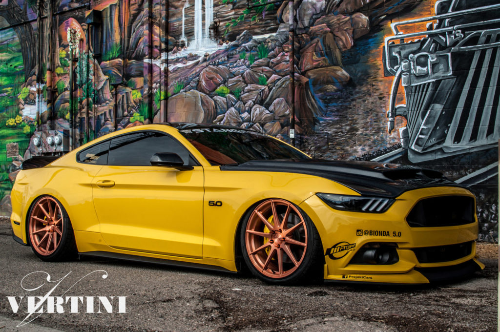 Ford Mustang | RF 1.3