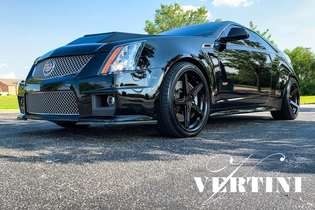 Cadillac ctsv | RFS1.7