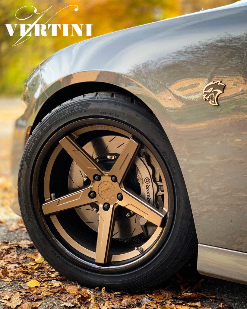 Dodge Hellcat Charger | RF 1.7