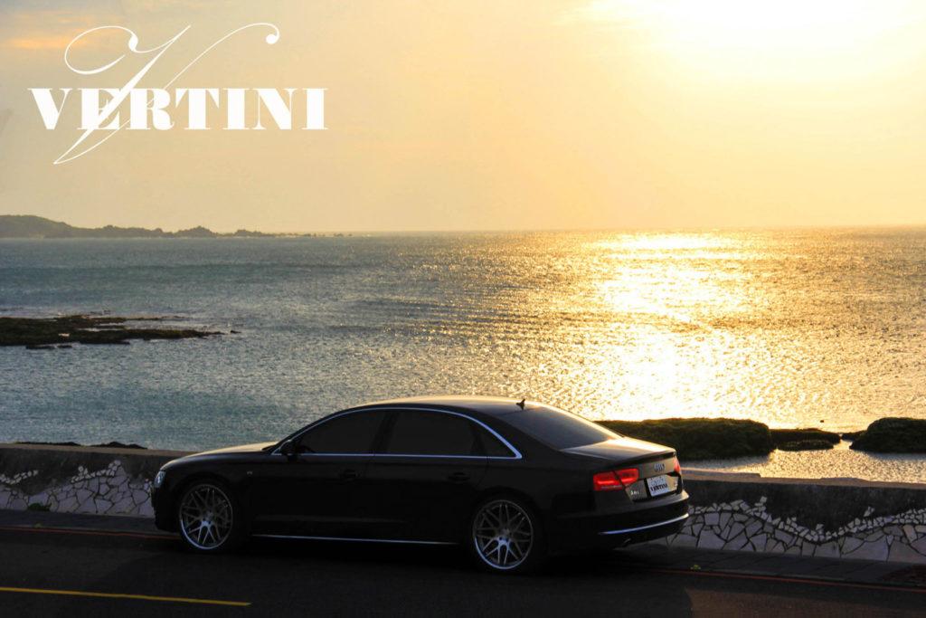 Audi A8L   MAGIC