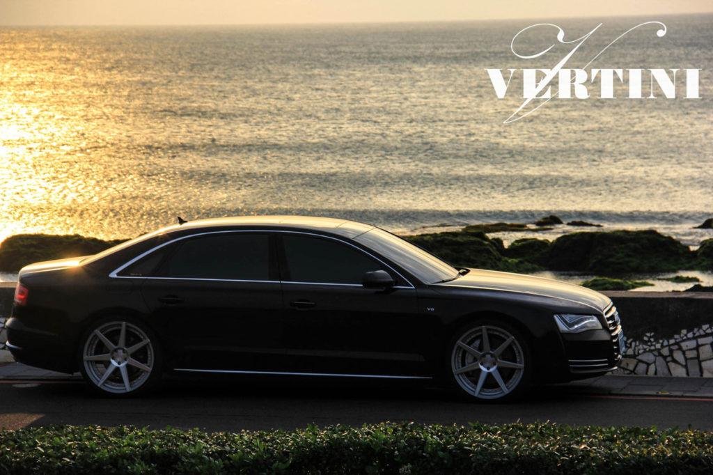 Audi A8L | DYNASTY