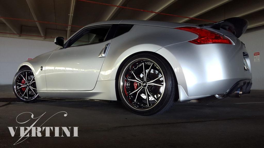 Nissan 370Z | DARK KNIGHT