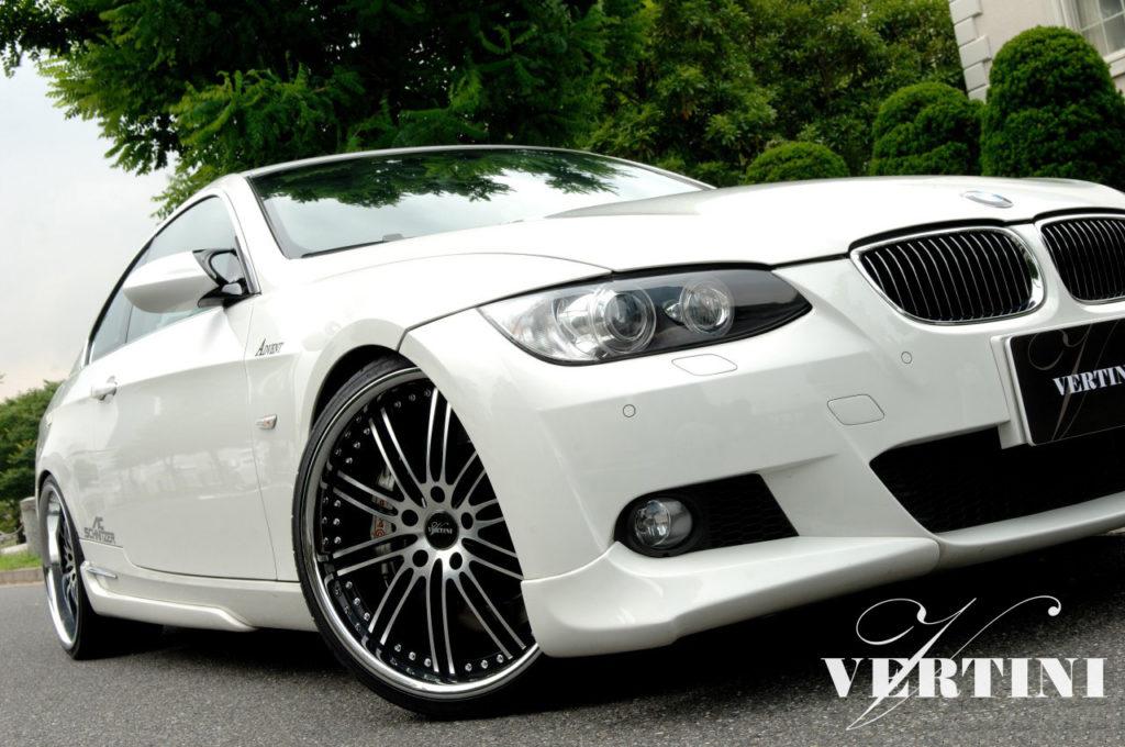 BMW E92   HENNESSEY