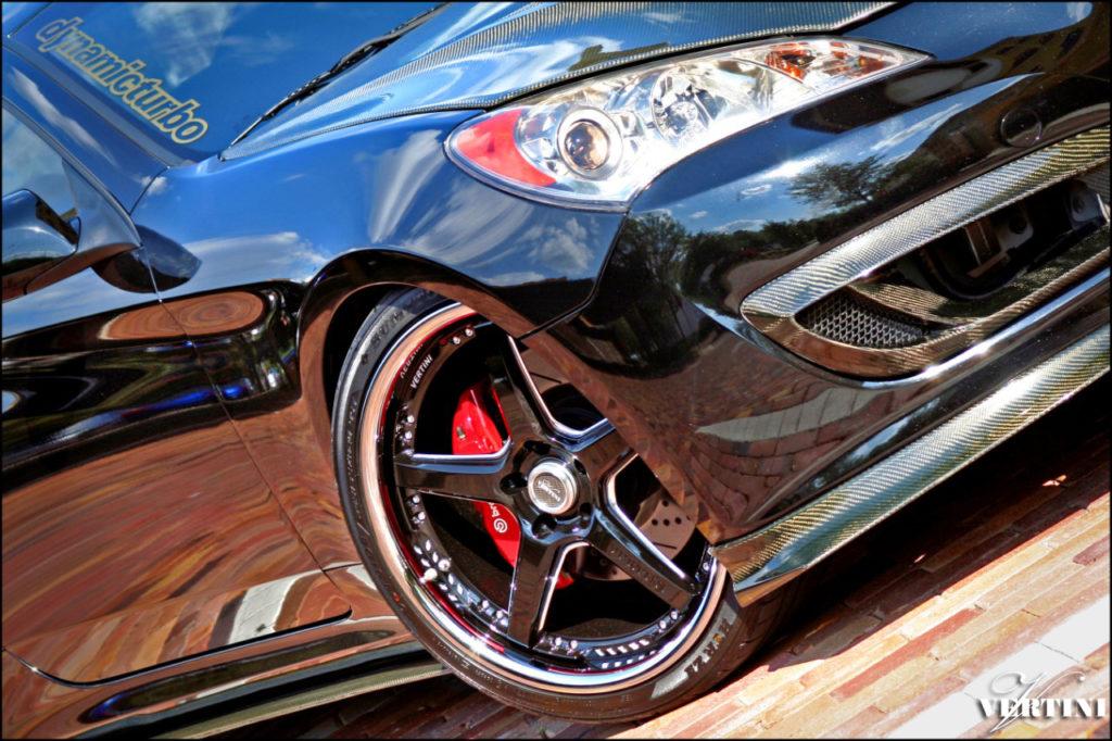 Hyundai Gennesis   DRIFT