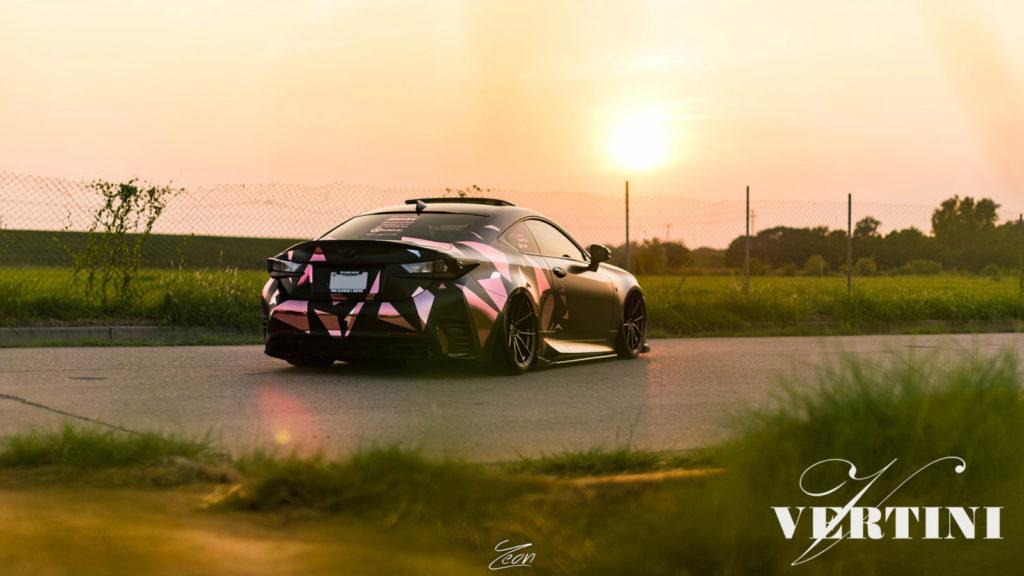 Lexus RSF | RFS 1.2