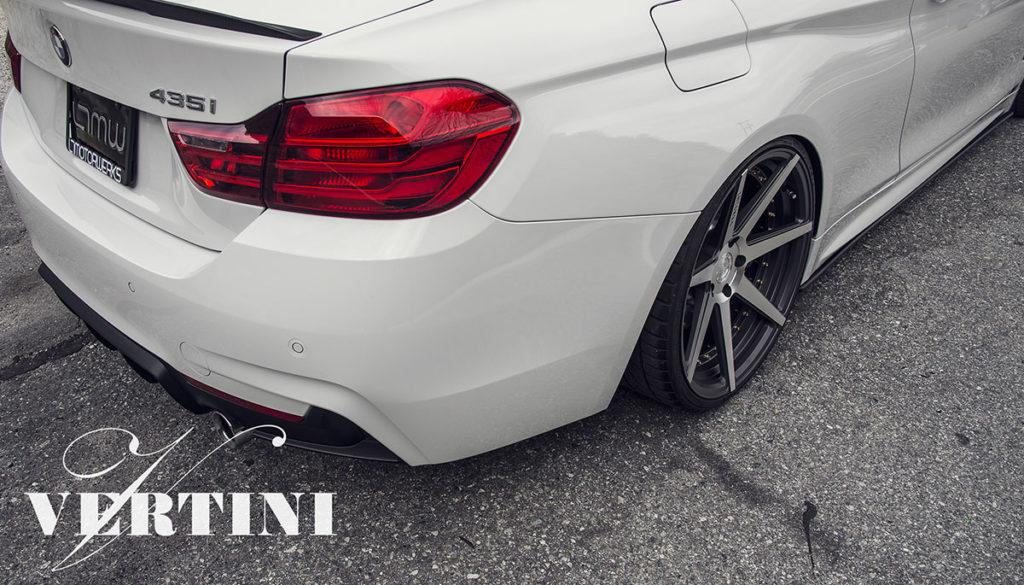 BMW F32 435i | DYNASTY