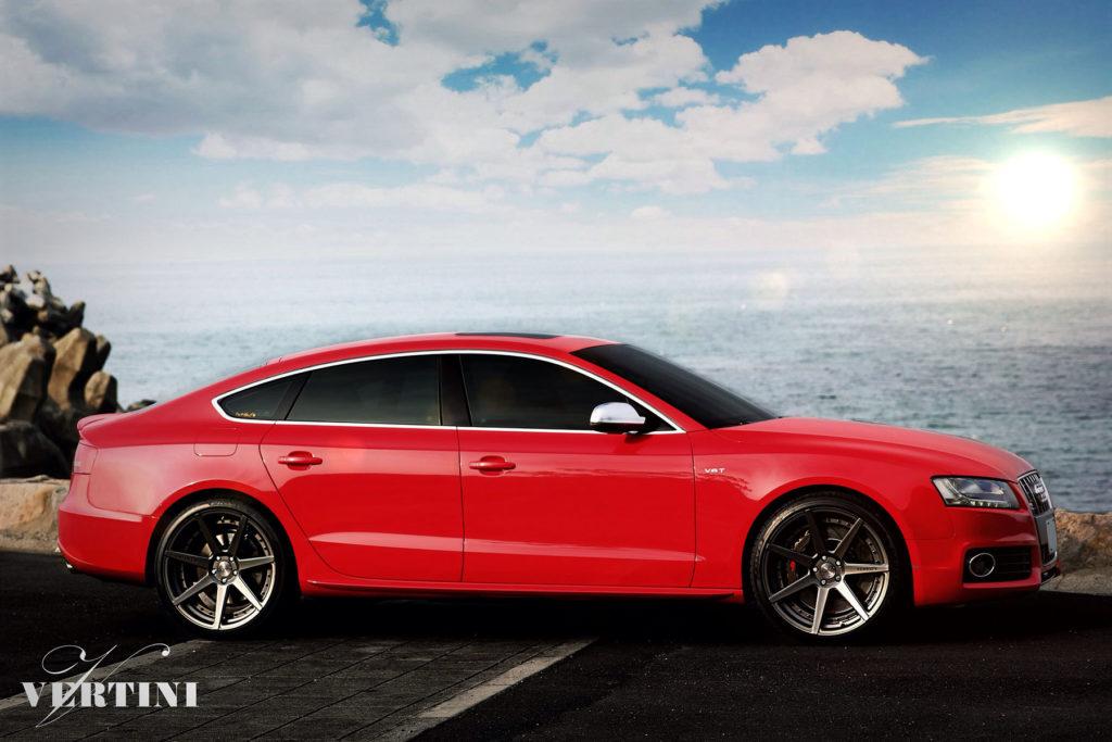Audi S5   DYNASTY