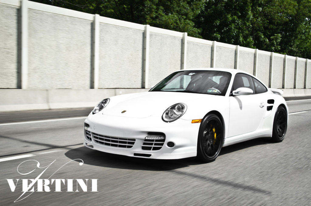 Porsche 997   MAGIC