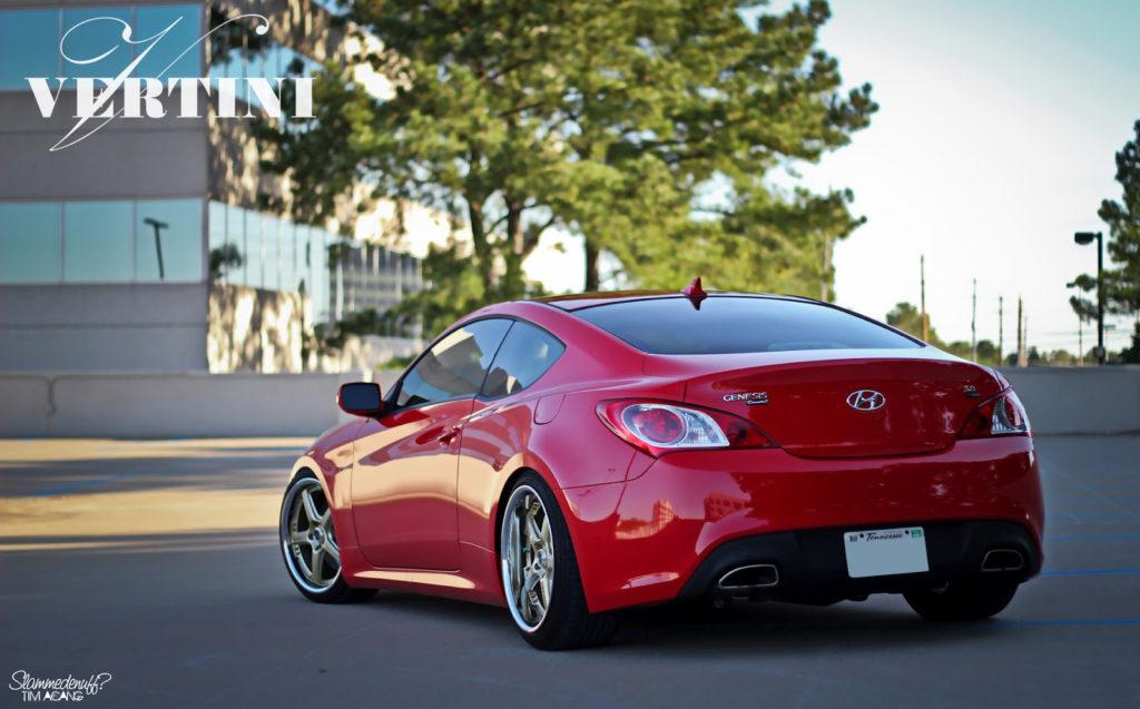 Hyundai Gennesis Coupe   DRIFT