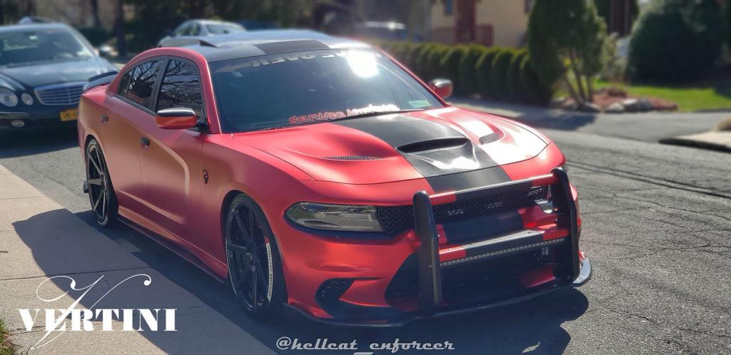 Dodge Charger SRT Hellcat   DYNASTY