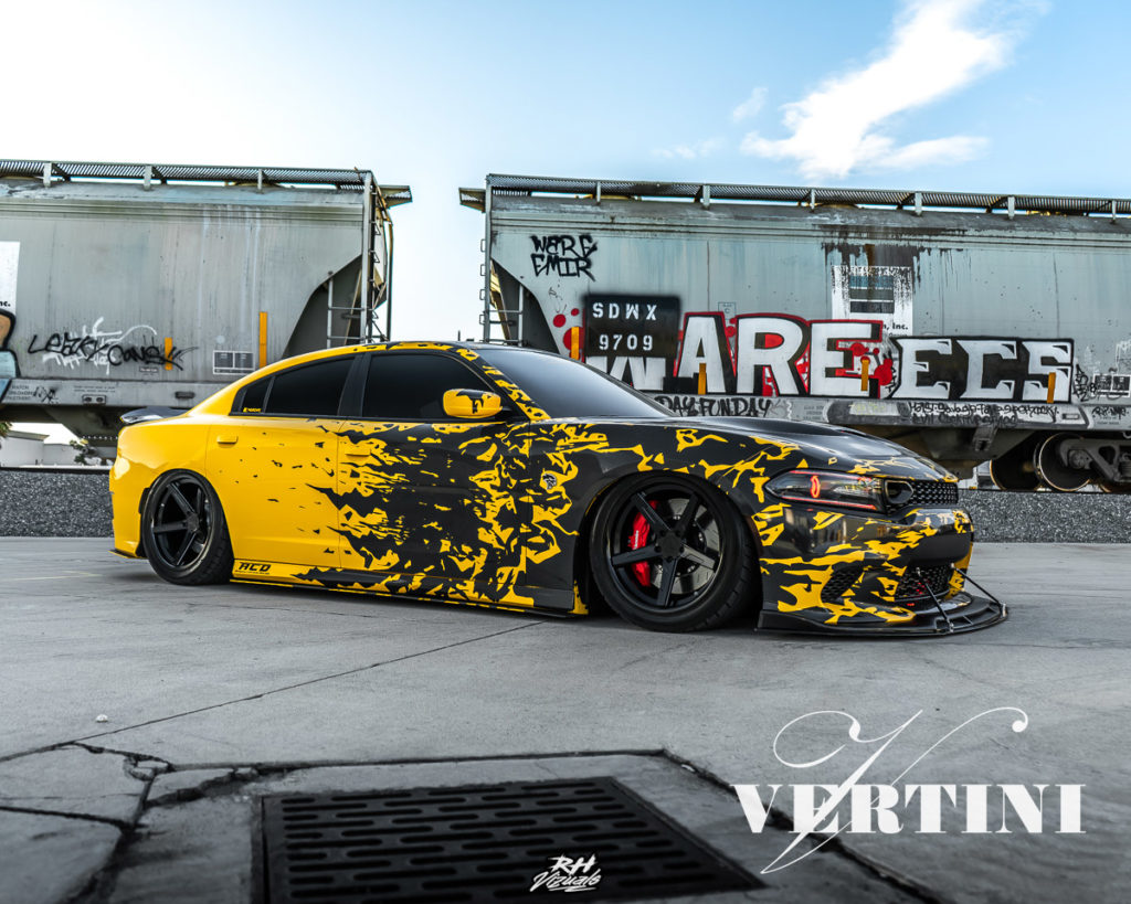 Dodge Charger SRT   RFS1.7