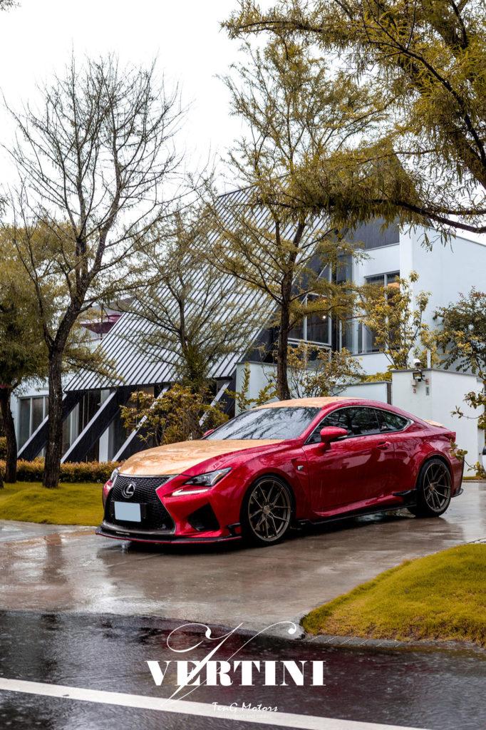 Lexus RC-F | RFS1.8