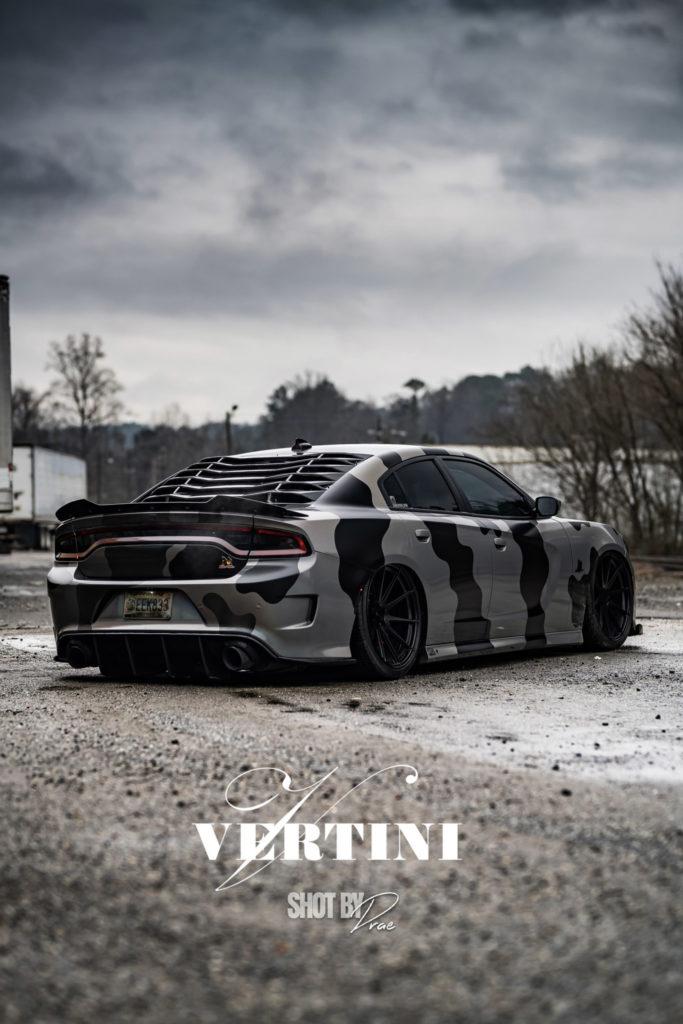 Dodge Charger SRT | RFS 1.3