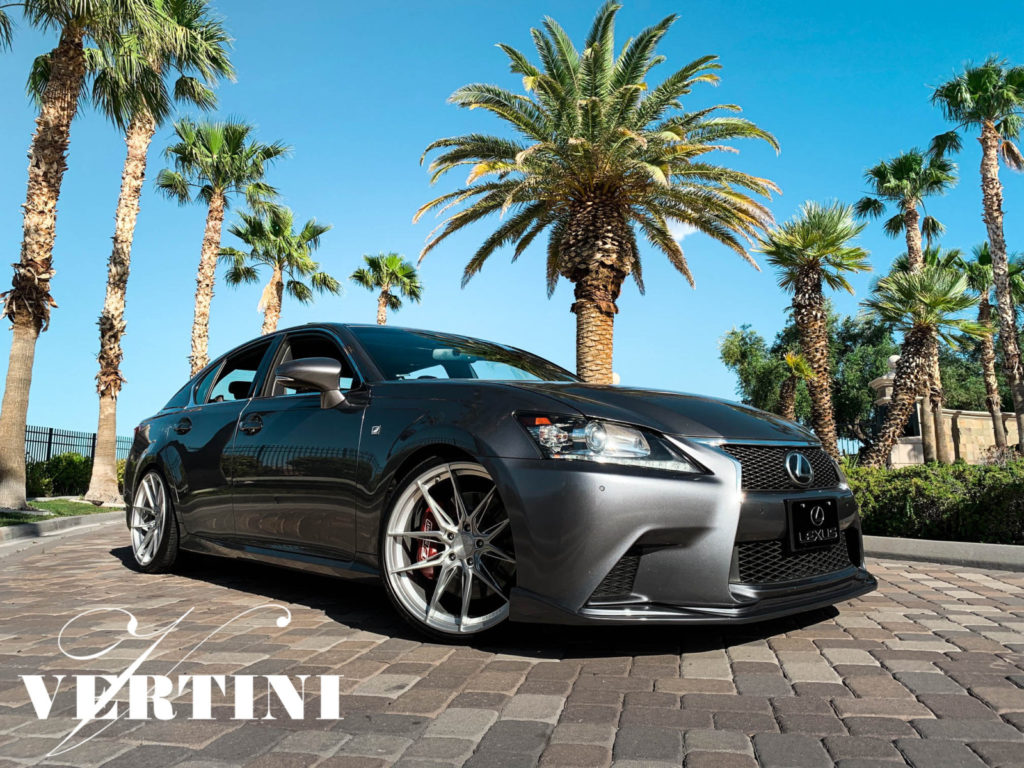 Lexus GS F sport | RFS1.8