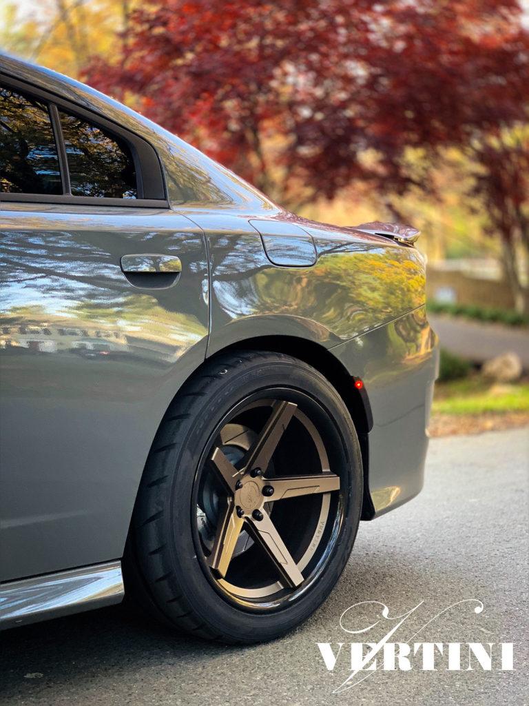 Dodge Hellcat Charger | RFS1.7