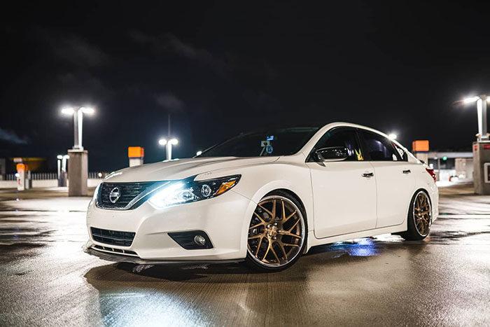 Nissan Altima   RFS1.4